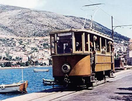 Tramvaj u Dubrovniku Du7
